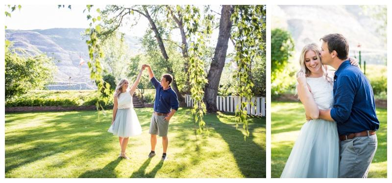 Engagement Photography Drumheller