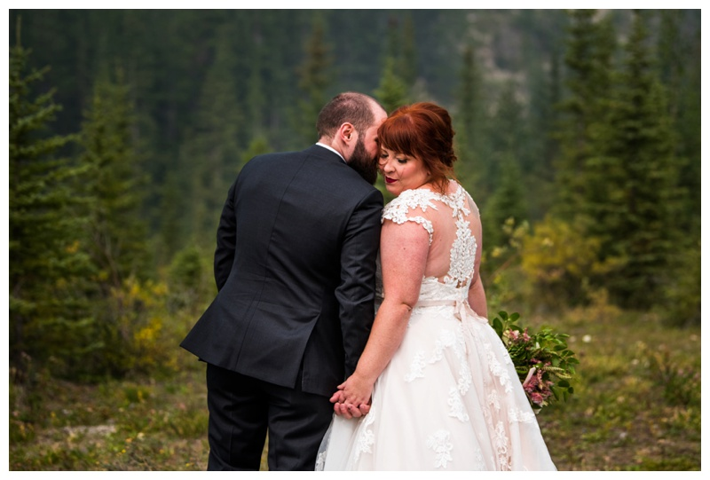 Canmore Alberta Wedding Photography