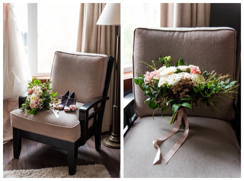 Mountain Wedding Details - Canmore