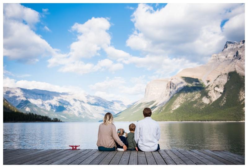 Rocky Mountain Family Photos Banff