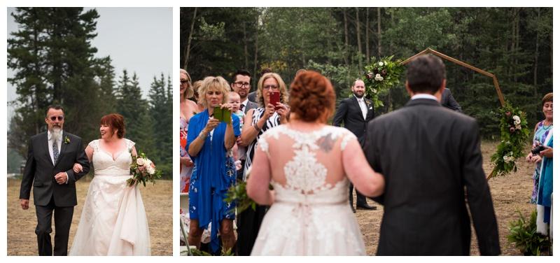 Rundle View Park Wedding Ceremony Photos