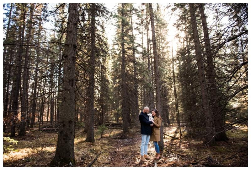 Fish Creek Park Engagement Photos Calgary