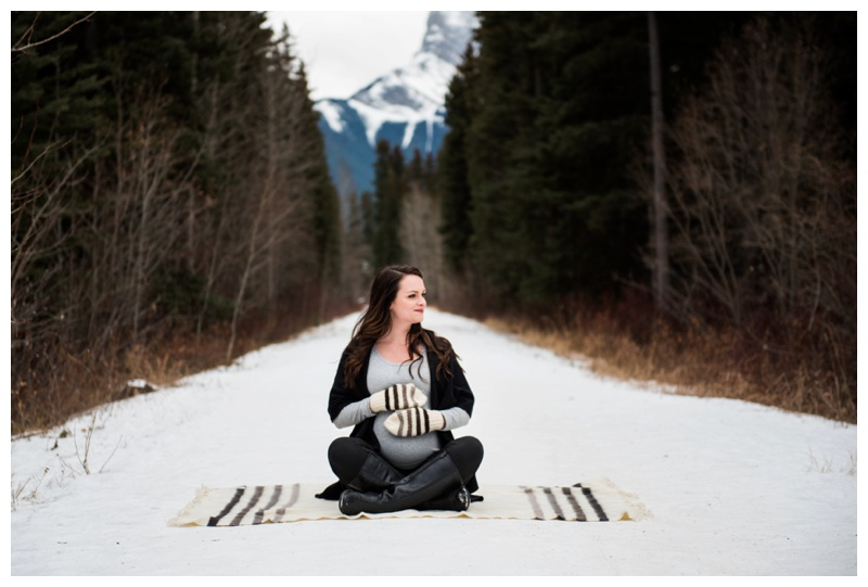 Rocky Mountain Maternity Photographers Canmore