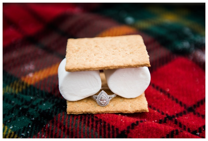 S'more Engagement Photography - Calgary Engagement Photos