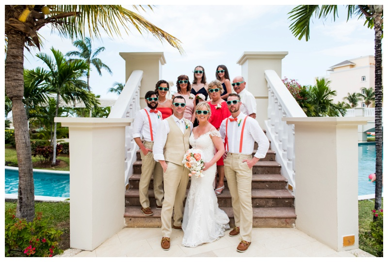 Destination Wedding Photographers - Jamaica Iberostar