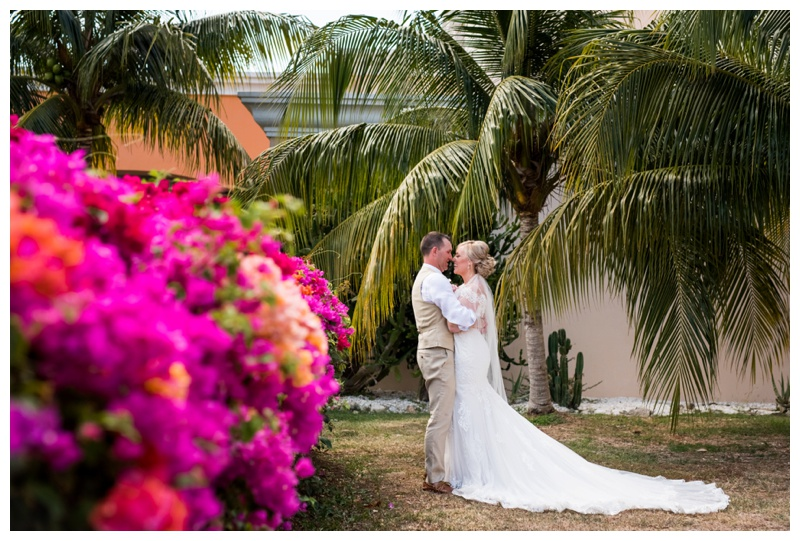 Jamaica Iberostar Selection Rose Hall Suites Destination Wedding Photographers