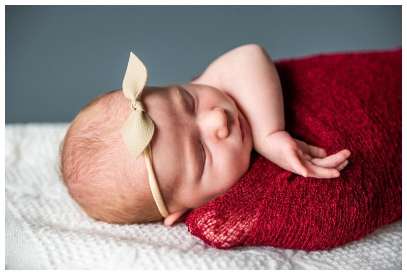 Calgary at Home Newborn Family Photography