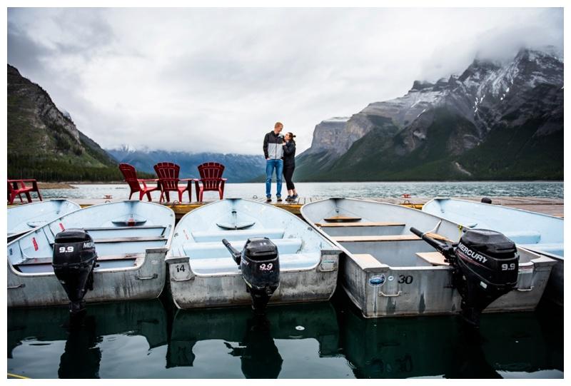 Proposal Photography Banff Alberta