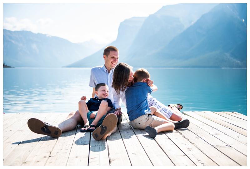 Lake Minniwanks Family Photography