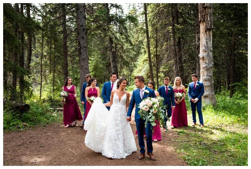 Calgary Wedding Photographer - Wedding Party Photo