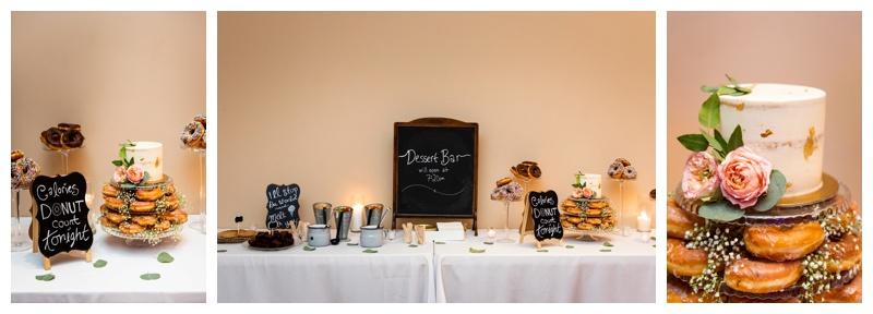 Calgary Wedding Venue - Dewinton Community Hall Reception Photographer
