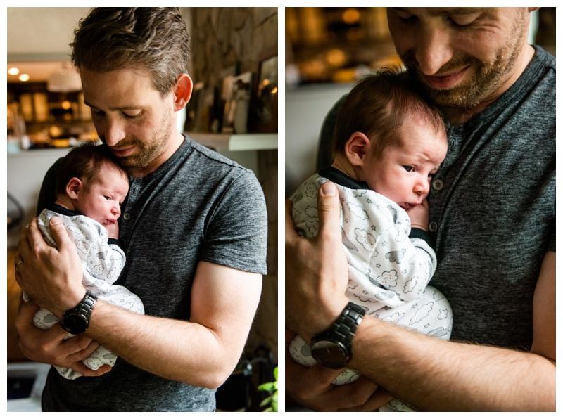 At Home Newborn Photographer Calgary Alberta