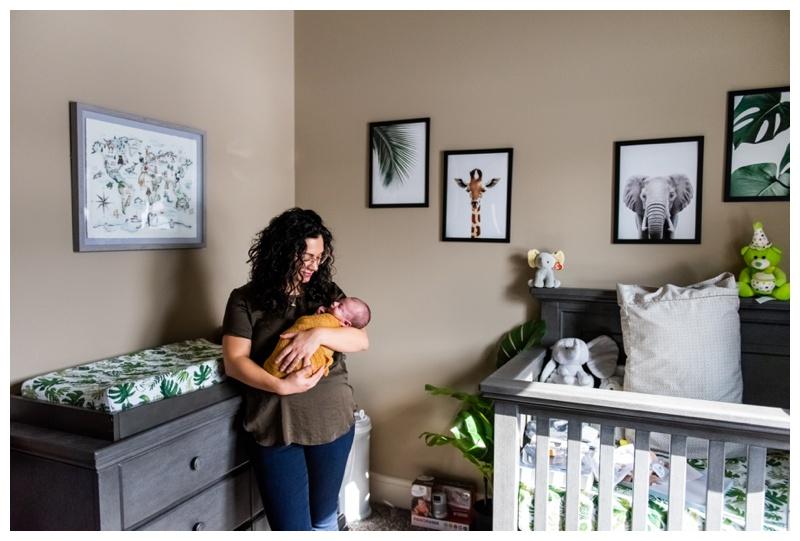 Calgary Alberta Lifestyle Newborn Photographer