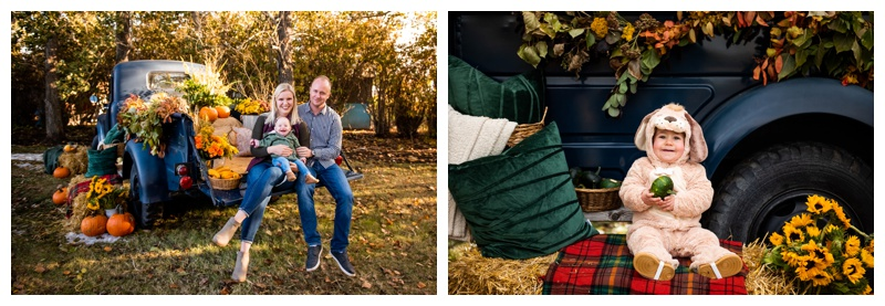 Calgary Fall Family Session -Frankie The Fargo Mini Sessions