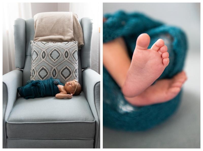 In Home Lifestyle Newborn Photographer Calgary