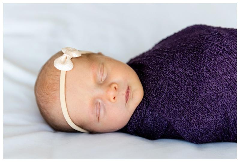 Lifestyle Newborn Photography Session