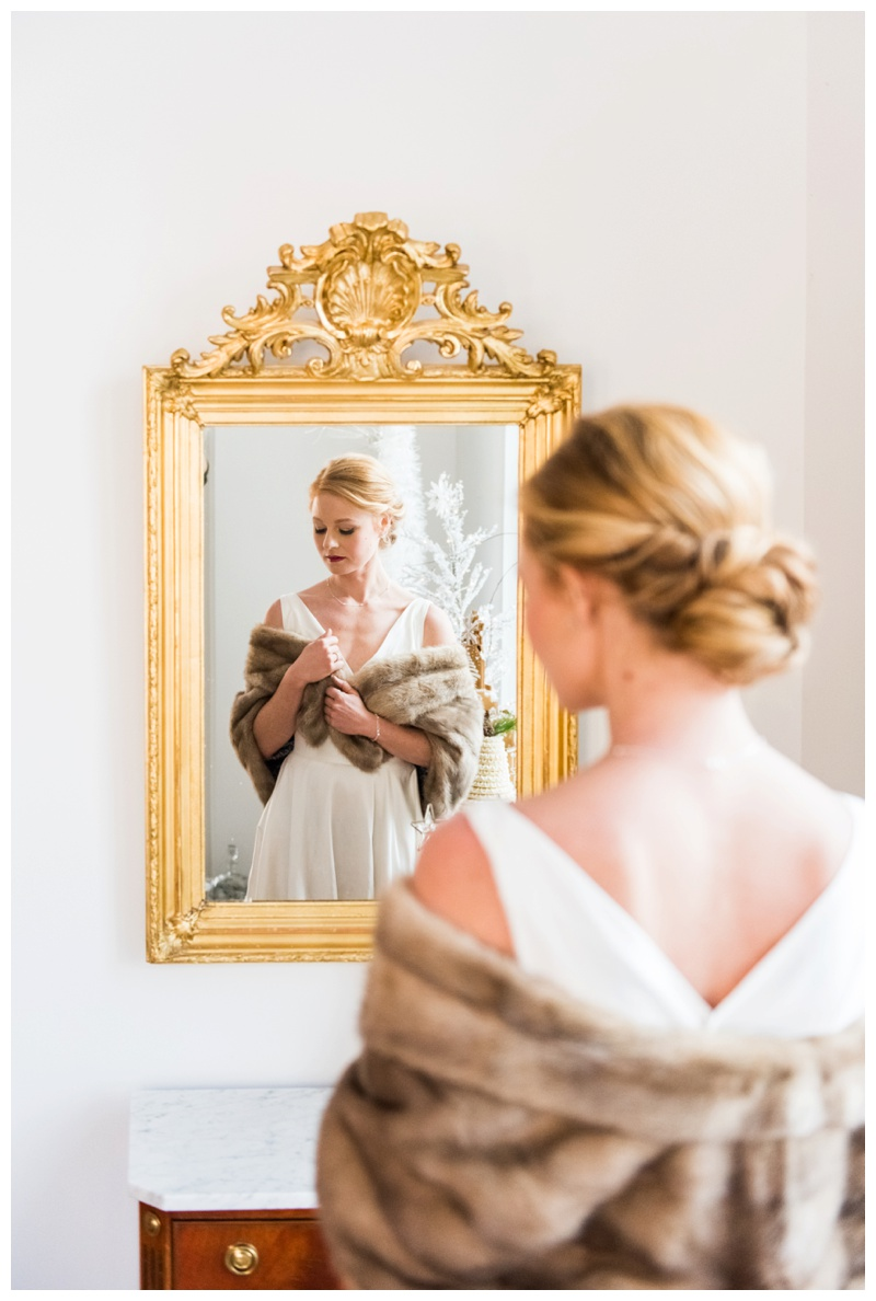Nordic Inspired Winter Wedding Photographer Calgary