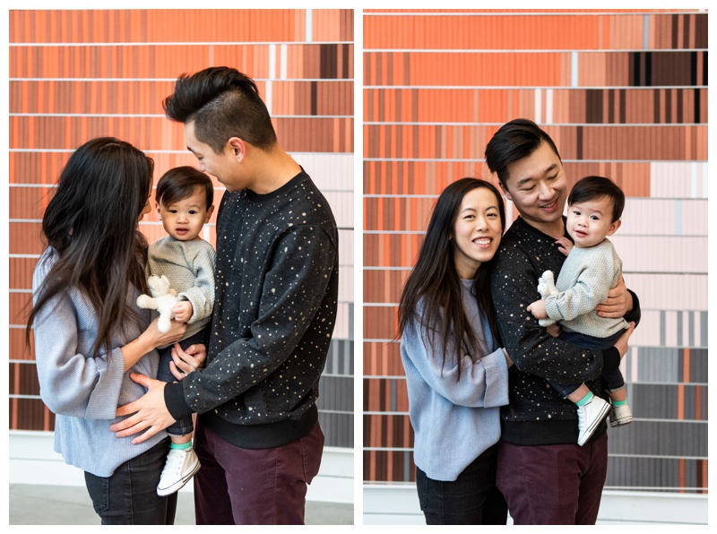 Calgary Central Library Family Session