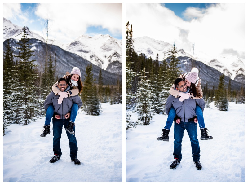 Canmore Couple Photography Session