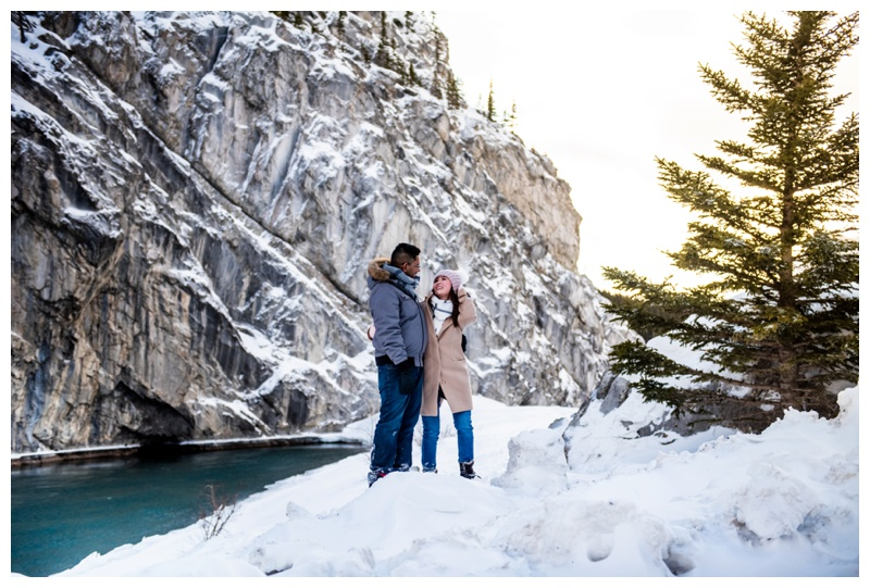 Couple Photography Session Canmore