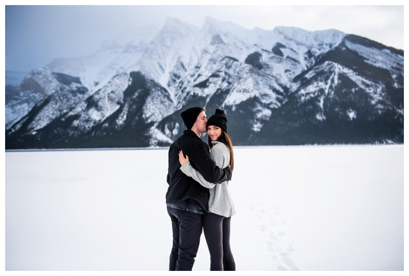 Proposal Photography Banff