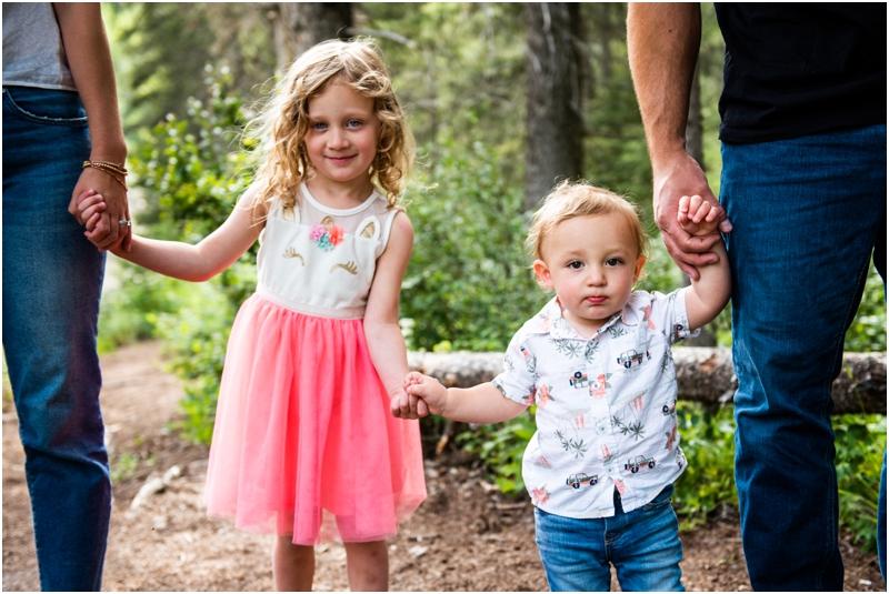 Calgary Summer Family Photographer - Shannon Terrace Fish Creek Park