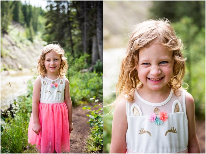 Calgary Summer Family Photographers - Shannon Terrace Fish Creek Park