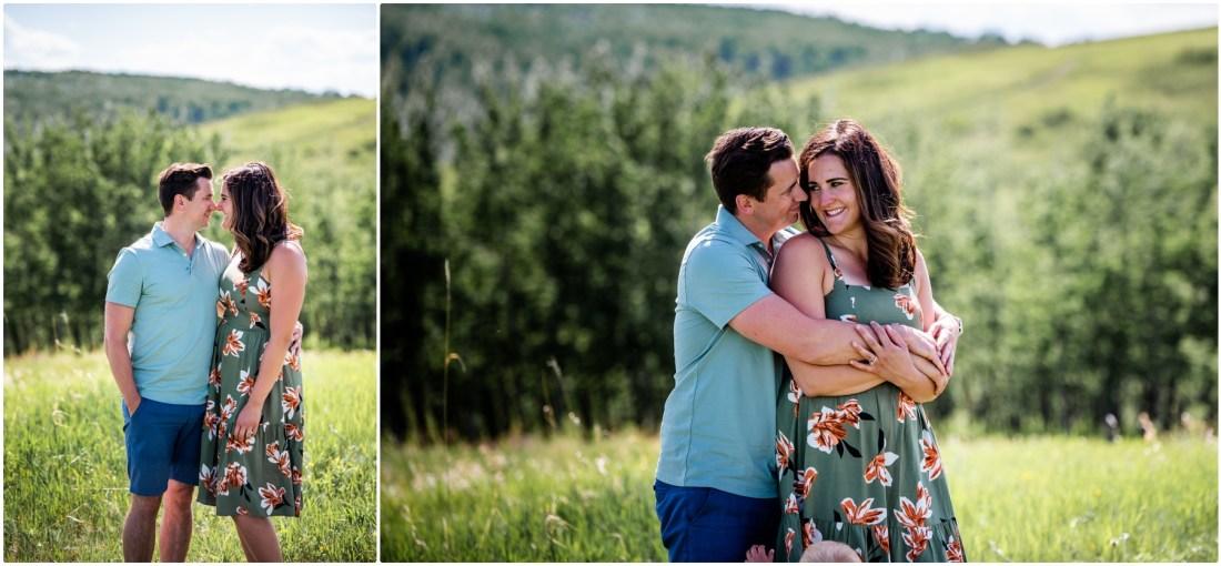 Anne & Sandy Cross Conservatory Family Photographers Calgary