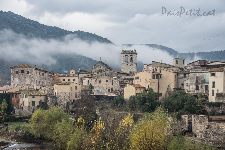 Escapada a Castellfollit de la Roca, Girona i  Besalú