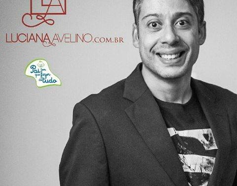 Sou o novo colunista do site Luciana Avelino