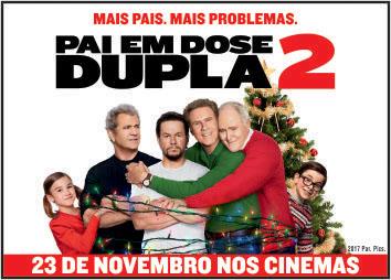 Filme Pai em Dose Dupla 2: Sessão especial Pai Tem Que Fazer de Tudo!