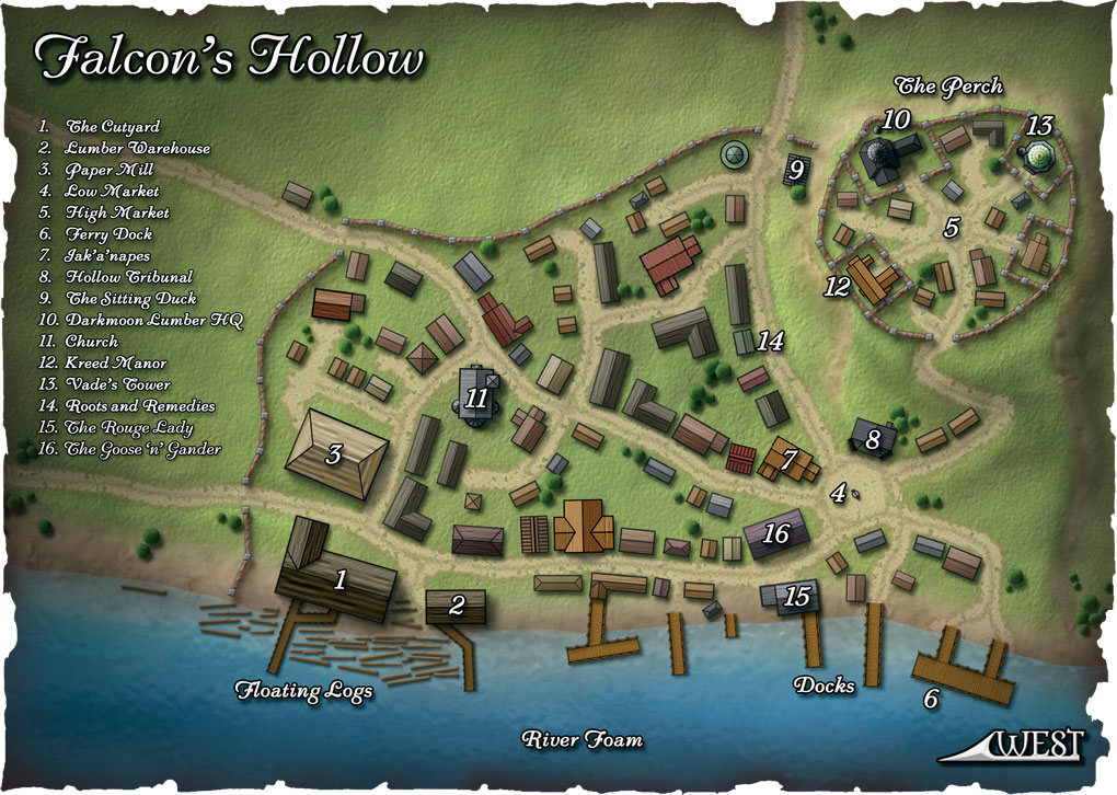 Falcon's Hollow