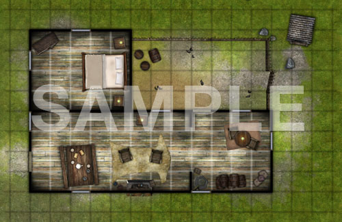 GameMastery Map Pack Farmstead