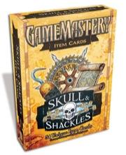 GameMastery Item Cards: Skull & Shackles