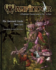 Wayfinder 5 cover for free pathfinder content