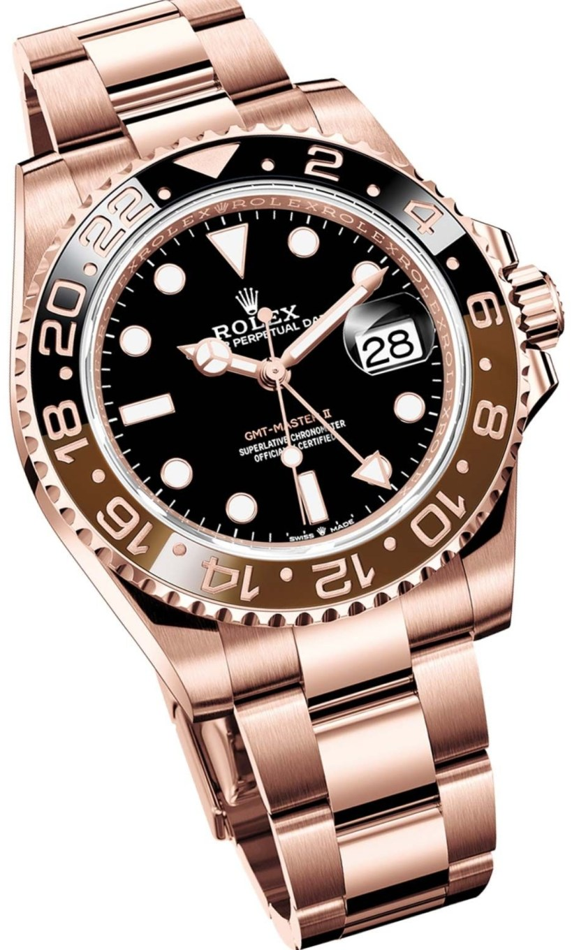 Pajak Rolex GMT-MASTER-II - RM70,000