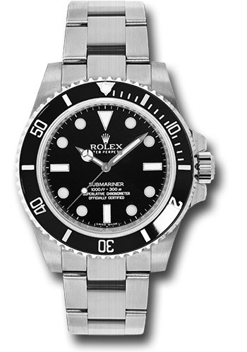 Pajak Rolex (Steel-No-Date-Submariner-114060-Full-Set-2018) RM25,000