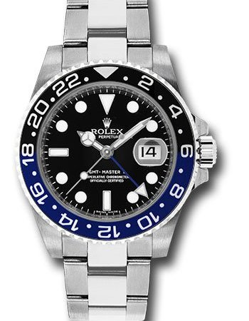 "Pajak Rolex (GMT-Master II Watch-16710BLNR-Oyster-Perpetual-Date-""Batman""-Full-Set-2018) RM50,000"