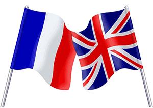フランスとイギリスから直輸入