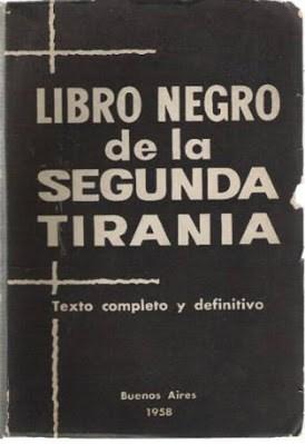 Libro Negro de la Segunda Tirania