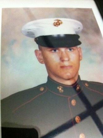 My Marine Corps Daddy