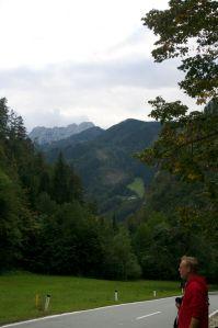 Nice roads in Austria