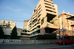 Former military headquarter