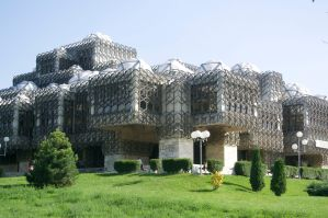 Library in Pristina, elected to the ugliest building in europe