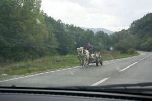 Macedonia, not uncommon vehicle