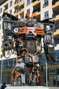 transformers @ Montenegro