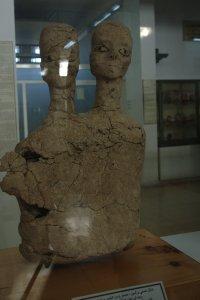 Skulptur från ca 1000bc