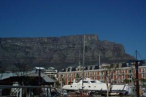 Table mountain @Kapstaden