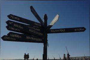 Vart ska jag härnäst? @Kapstaden