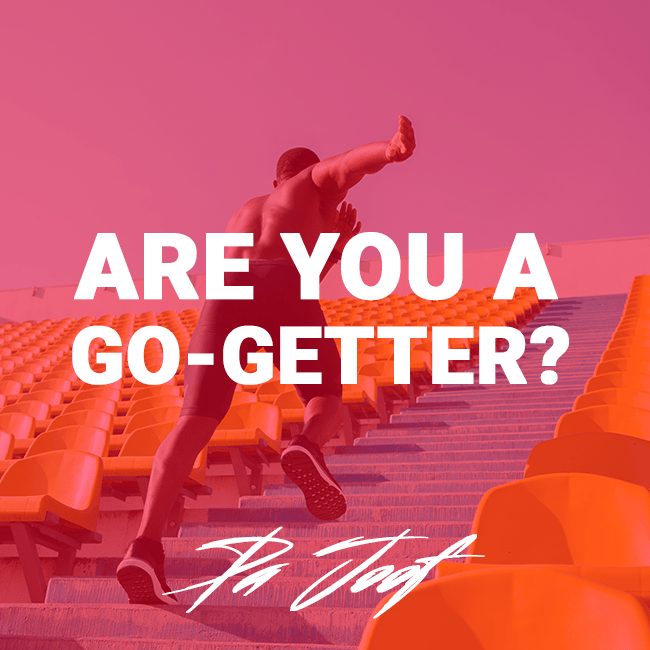 Go-Getters are Typically Also Goal-Getters